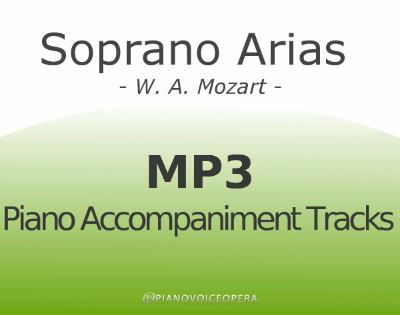 Soprano Arias by Mozart
