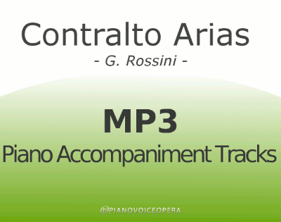 Contralto Arias by Rossini